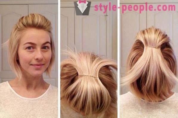 Bagaimana Untuk Meletakkan Rambut Pendek Gaya Untuk Rambut Pendek