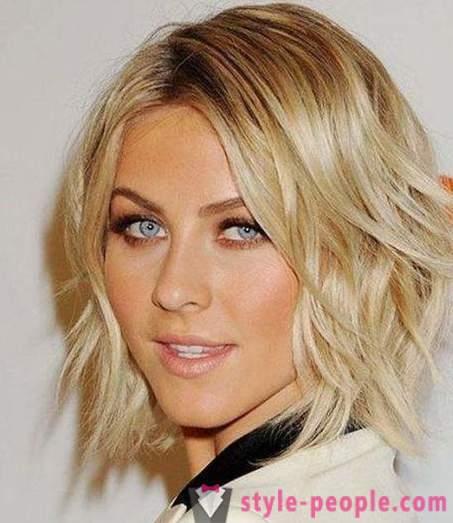 Persegi Panjang Pada Rambut Panjang Fesyen Gaya Rambut Yang Cantik Dan Potongan Rambut